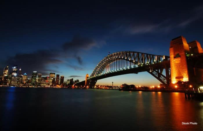 Sydney Harbour Bridge - Stock Photo. Actual photo coming soon.
