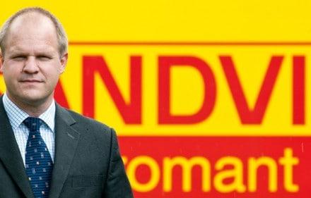 Sandvik Coromant PM Klas Forsst
