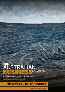 Minerals Council of Australia (MCA)