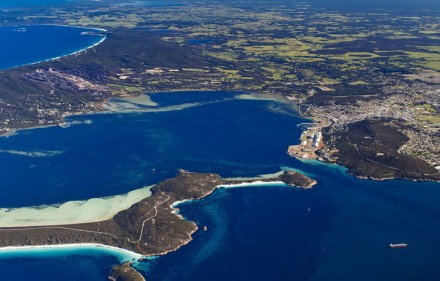 Princess Royal Harbour Aerial