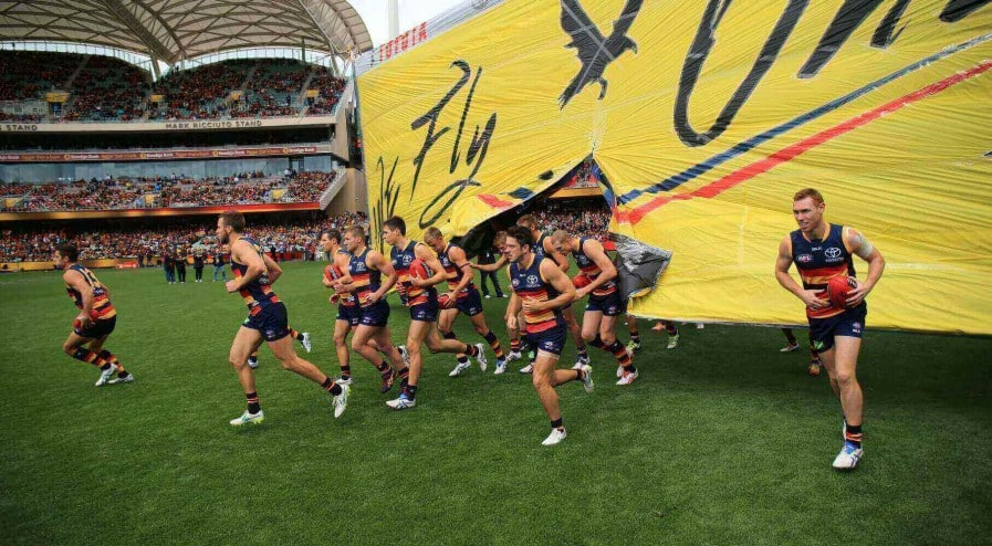Adelaide Crows: The Pride of South Australia