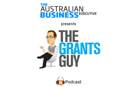 The ABE's The Grants Guy Podcast