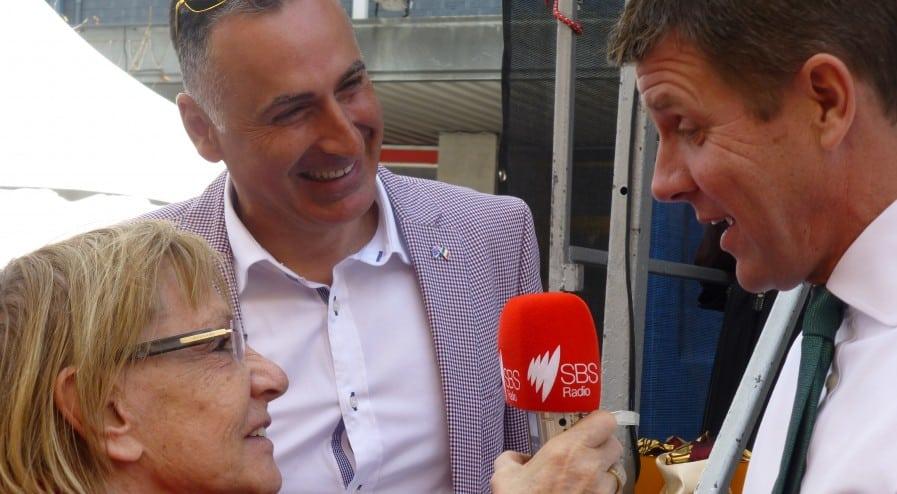 John Sidoti, NSW MP for Drummoyne