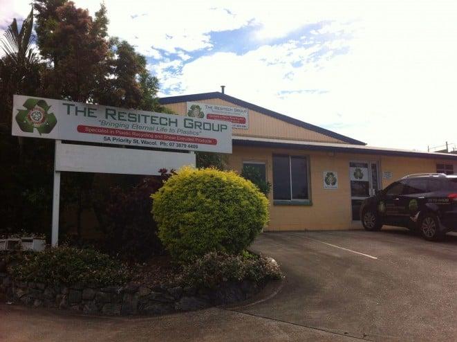 Resitech Group Head Office in Wacol, Queensland