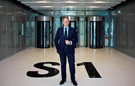 NEXTDC CEO Craig Scroggie