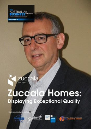 theabe.com.au presents Zuccala Homes