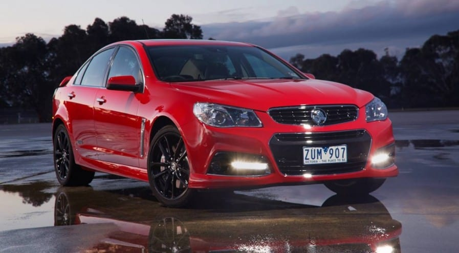 Holden create Red Bul Holden Racing Team