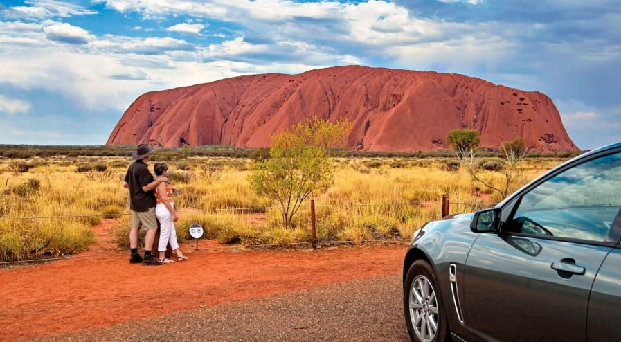 Short Breaks: Australia's Red Centre, Photo Credit: Travel NT