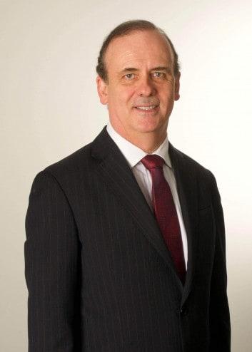 Defence Bank CEO Jon Linehan