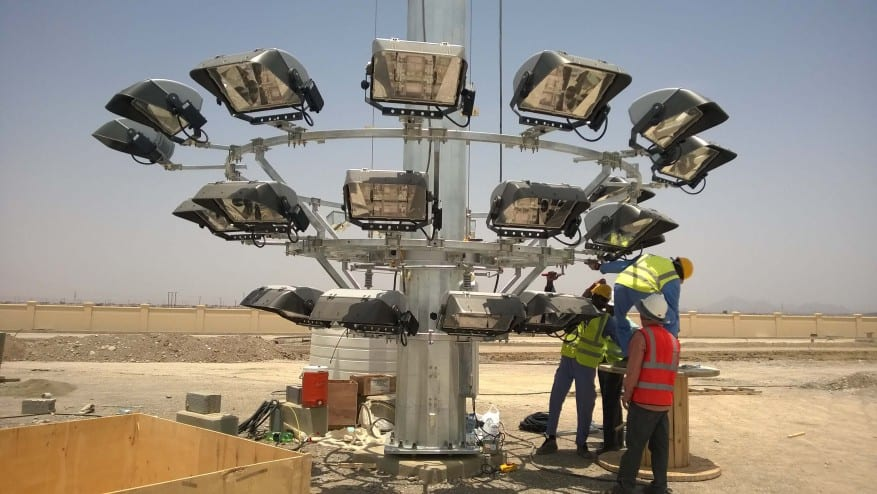 Alupole has expertise in the design and manufacture of poles, which are being used as road or highway furniture for street lighting for a range of private and government clients