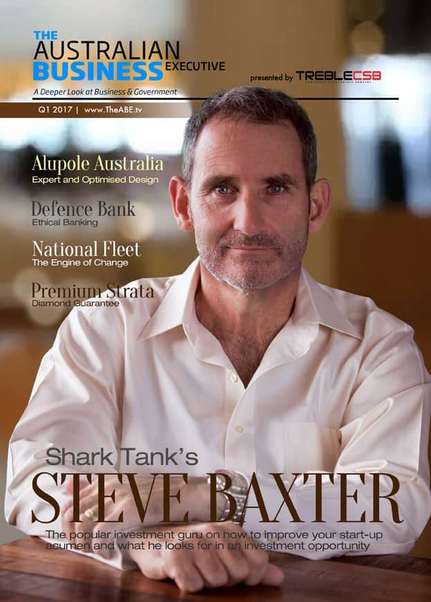 The Australian Business Executive Magazine