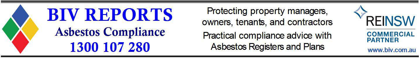 BIV Reports asbestos specialists