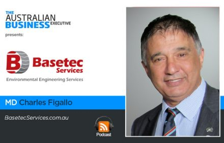 Basetec Services MD Charles Figallo podcast