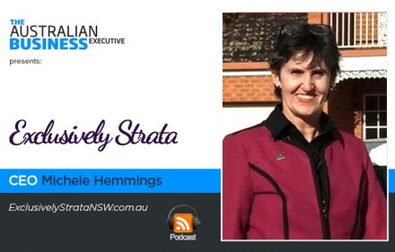 Exclusively Strata Michele Hemmings podcast