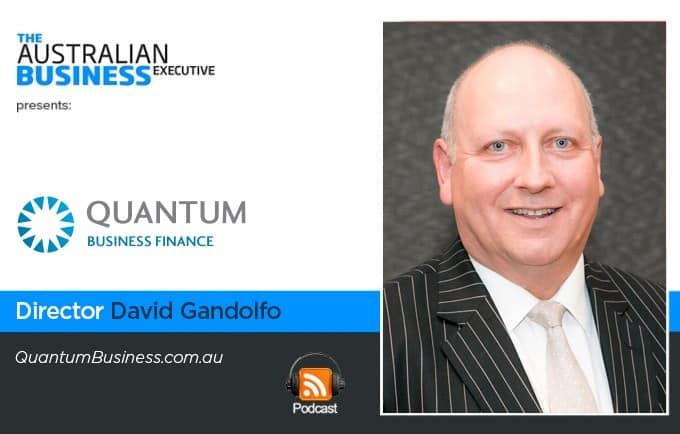 Quantum Business Finance David Gandolfo podcast