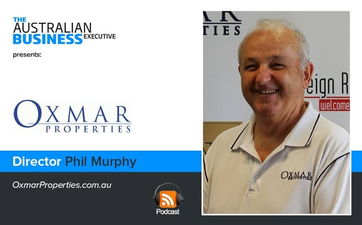 Oxmar Properties Phil Murphy podcast