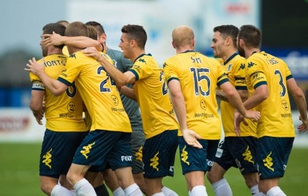 Central Coast Mariners: The Community Football Club